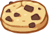 Crunchy Candy Cookie