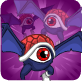 Halloween Icon Bats