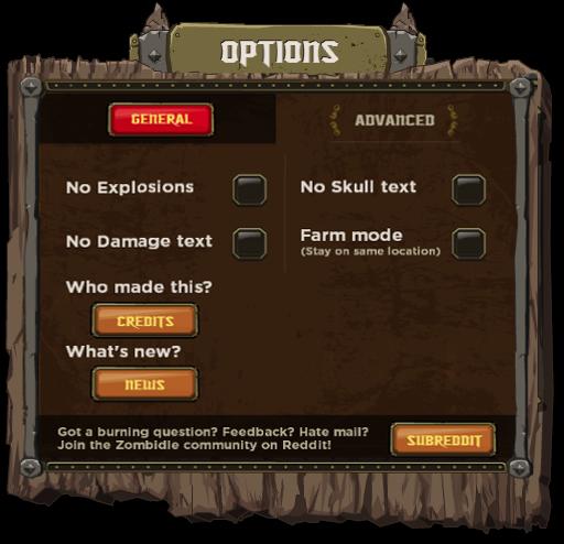 Options advanced