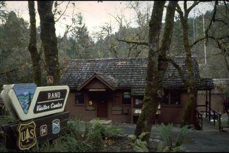 Rand Ranger Station Visitor Center