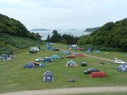 Gallanach Campsite - geograph.org.uk - 36570