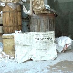 Undead Newspaper