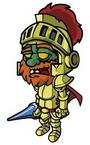 Arthur (Golden Armor) (zombie)