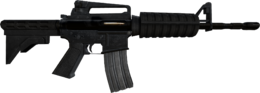 Zewikia weapon assaultrifle m4a1 css