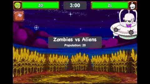 Zombie farm 2 silver zombies-0