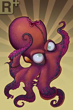 GiantOctopus+