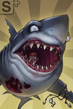 Great White Shark+ S+