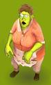 Waitress Zombie