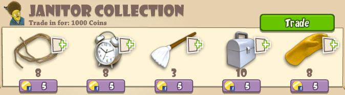 ZL- Inventory - Collection - Janitor