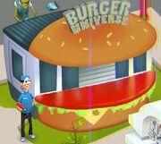 Burger universe finished