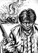 Vikram in the Comic