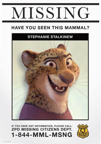 File:Stephanie Stalkinew missing poster.jpg