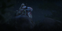 Night howler dart gun