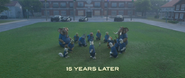 Flash-forward 15 years to Judy's time in the academy
