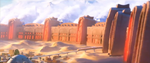 Climate Wall (Sahara Square)