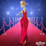 Gazelle Red Carpet