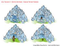 ZT2 EA - Glacier