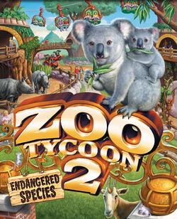 Zoo Tycoon Endangered Species