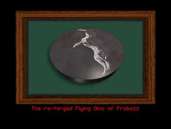 Flying Disc of Frobozz