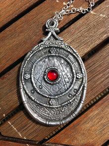 Zorro medallion