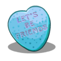 Candy Hearts Let's Be Friends-icon