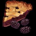 Delicious Pies Blackberry Pie-icon