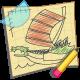 Dragon Sailboat Plans-icon.png