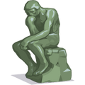HistoricalSculpt TheThinker-icon