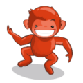 Barrel Red Monkey-icon