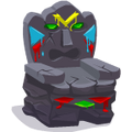 TikiUltraRare MountainGodThrone-icon