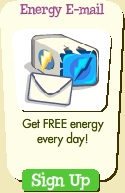 Energy Email Signup