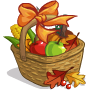 Thanksgiving Basket-icon