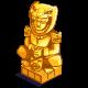 Golden Jaguar God-icon