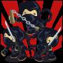 Ninja Assassin Monkey Feed-icon