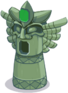 Gemgate tiki10 green