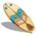 Alepoi'sBeachGear Surfboard-icon