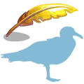 GoldenFeathers Seagull-icon