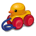 Old Time Fun Pull Toy Duck-icon