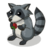 Rex The Raccoon-icon