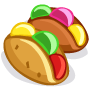 Candy Tacos-icon