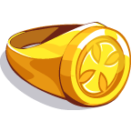 GoldCoinJewelry Ring-icon