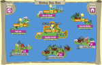 Rising Sun Run map