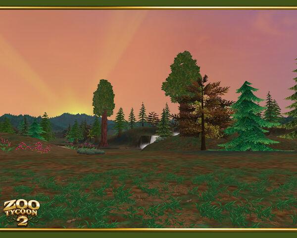 File:Boreal Forest wallpaper.jpg