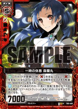 B05-009 Sample