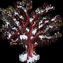 Frozen Blood Tree